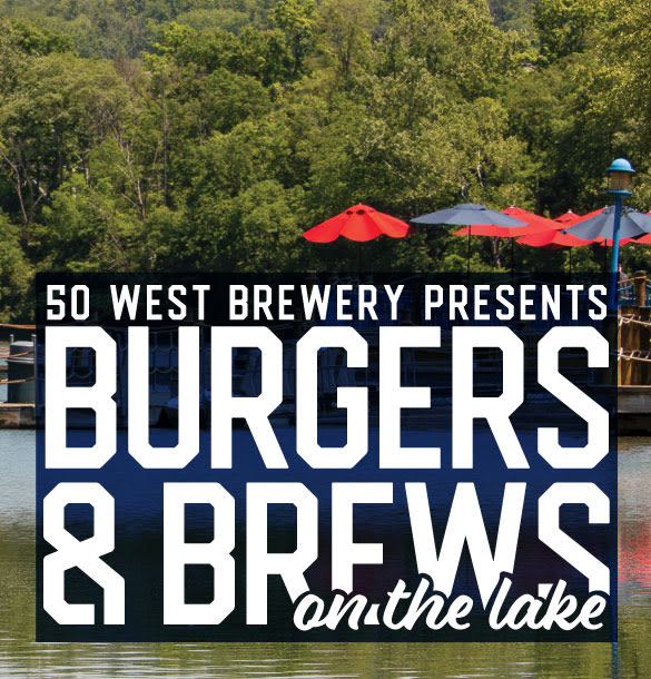 Burgers & Brews on the Lake