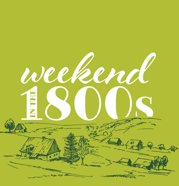 Weekend in the 1800s