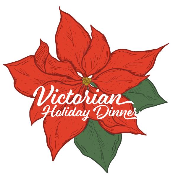 Victorian Holiday Dinner