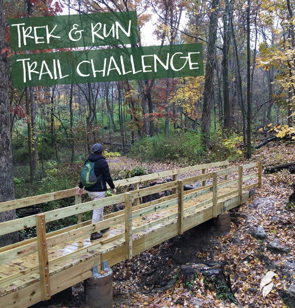 2021 Trek & Run Trail Challenge