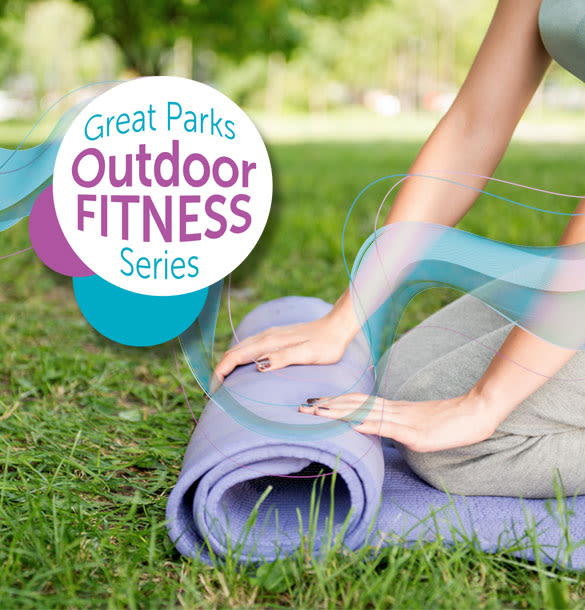 Great Parks Outdoor Fitness Series