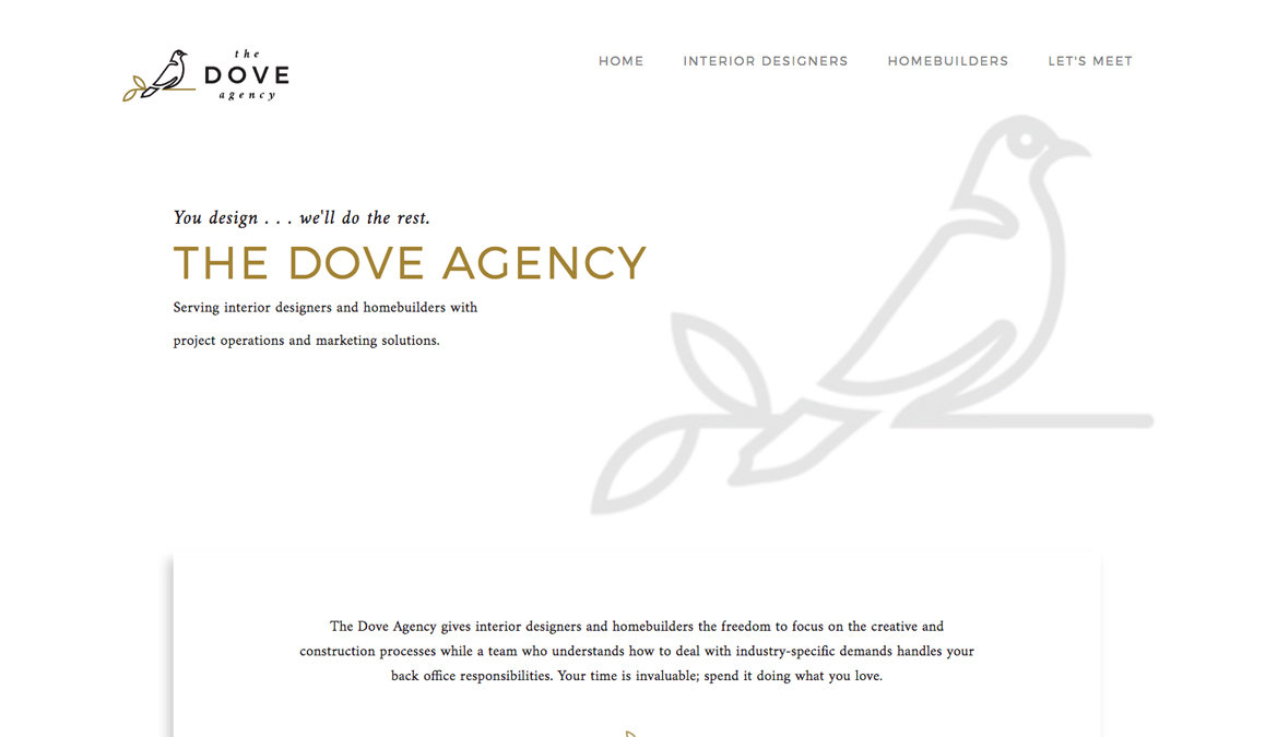 The Dove Agency