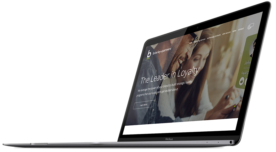 website design hosted on cloud platform as a service