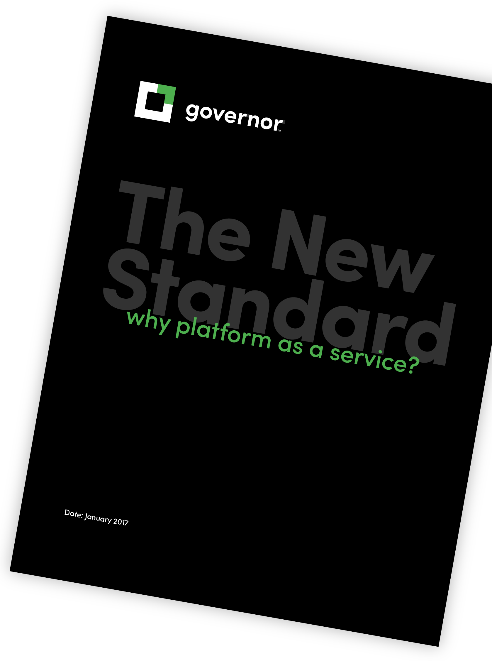 platform as a service document