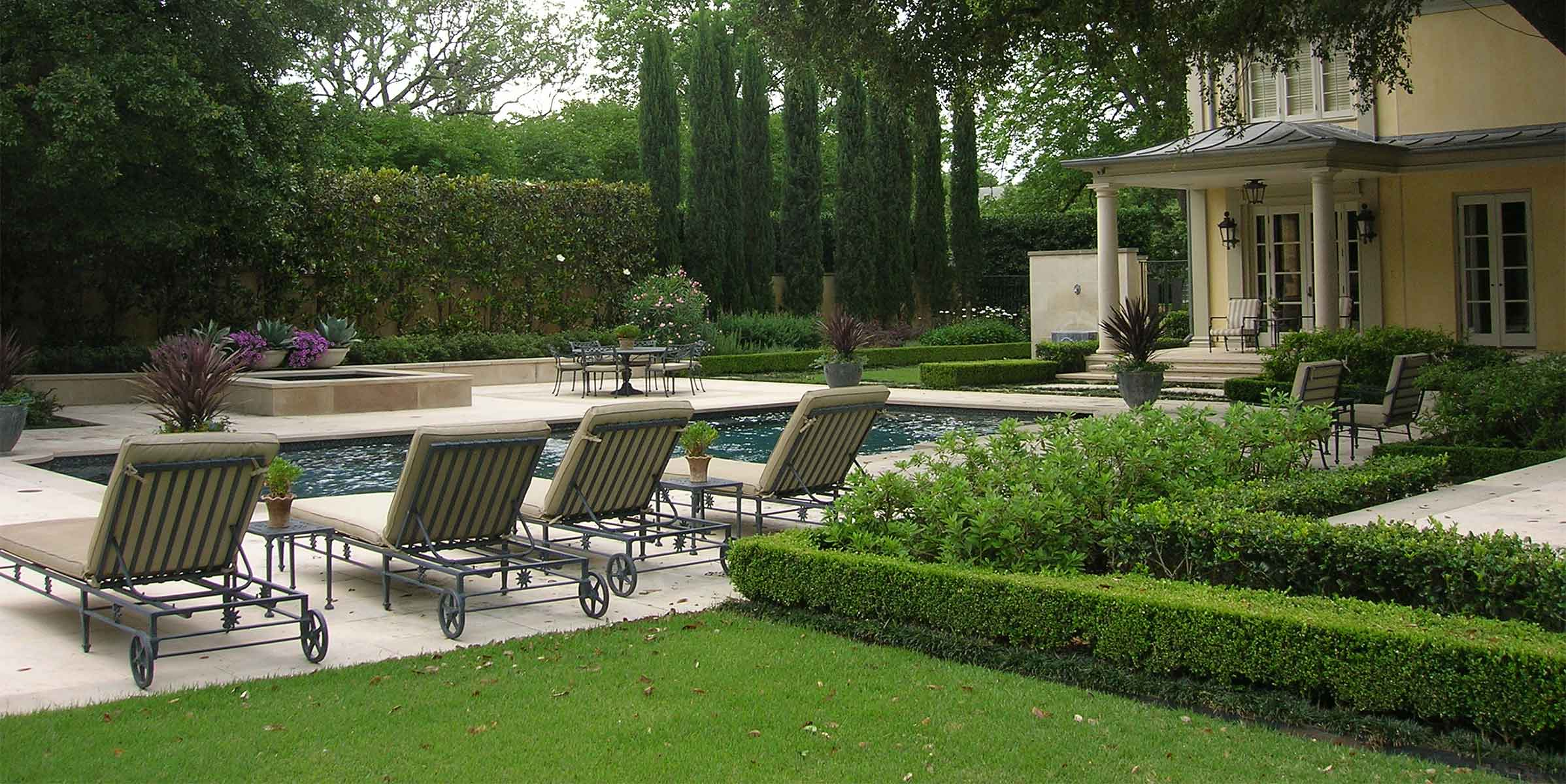 Portfolio – Dallas Traditional Landscape Design on