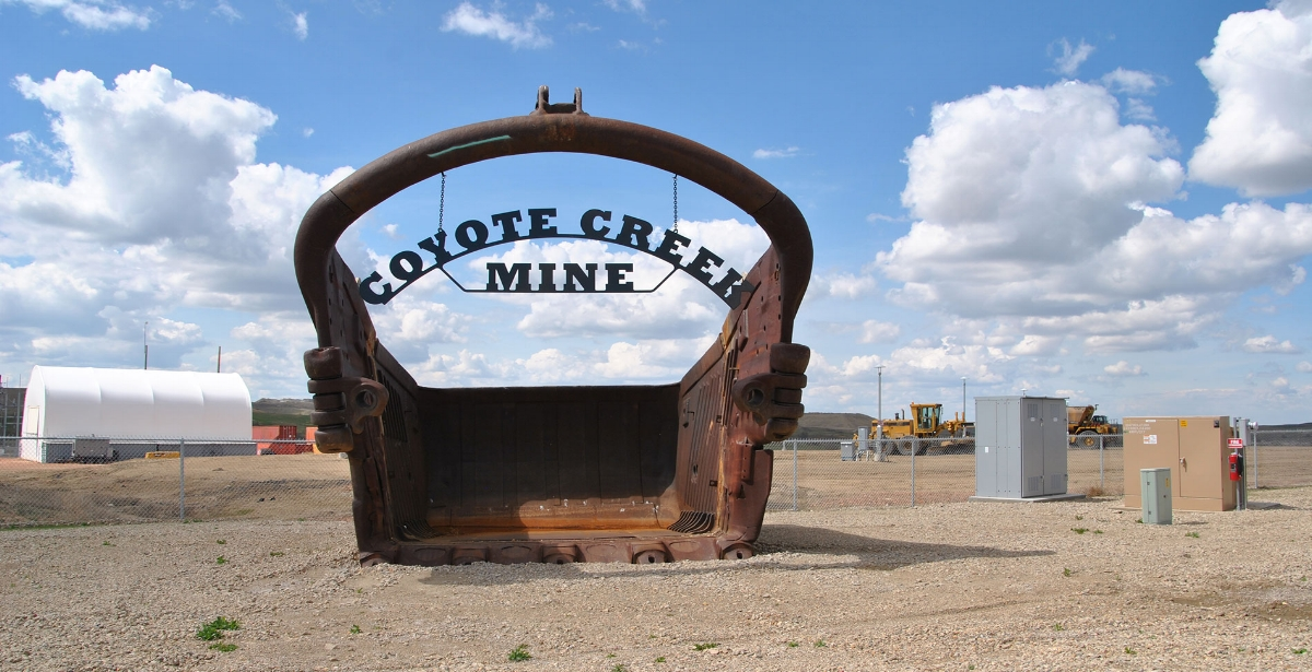 Coyote Creek Mine