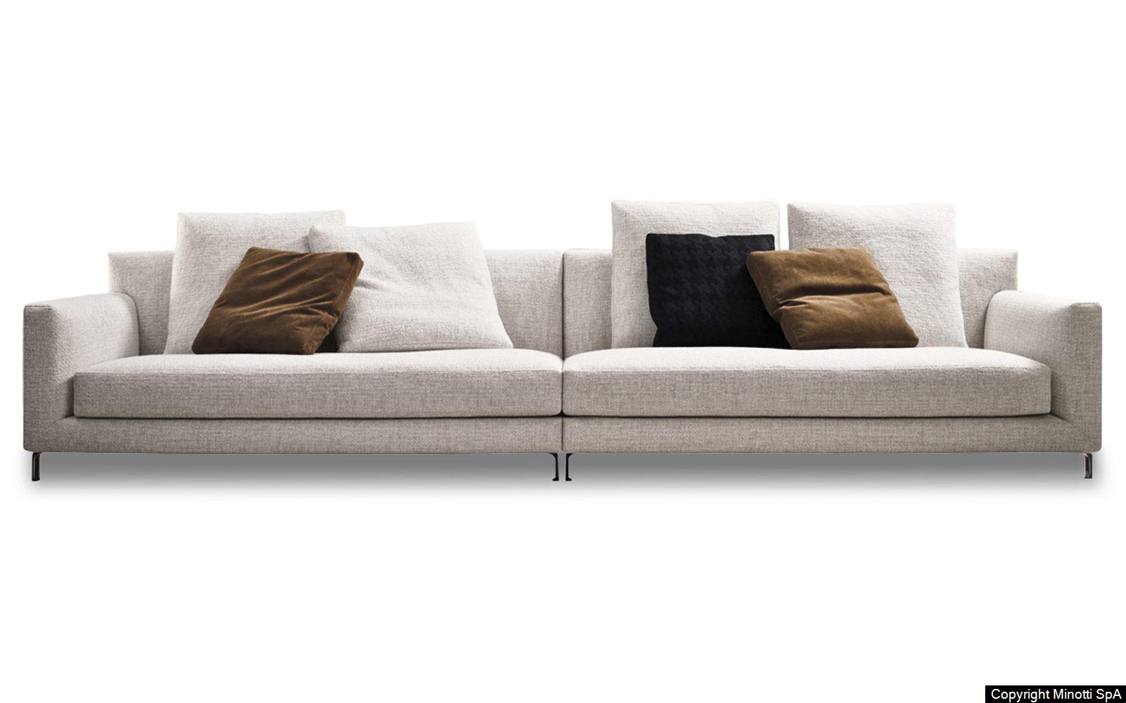 More About Minotti Fabrics