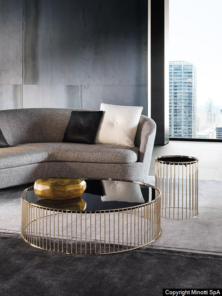 Caulfield Gold Minotti