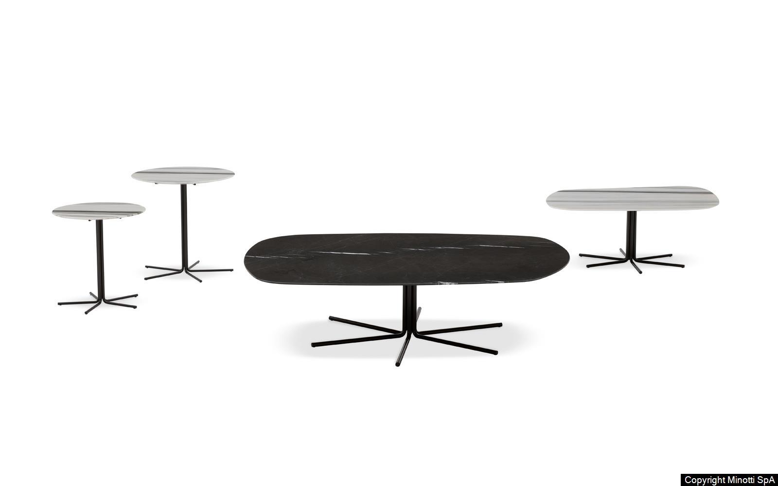 rays table minotti