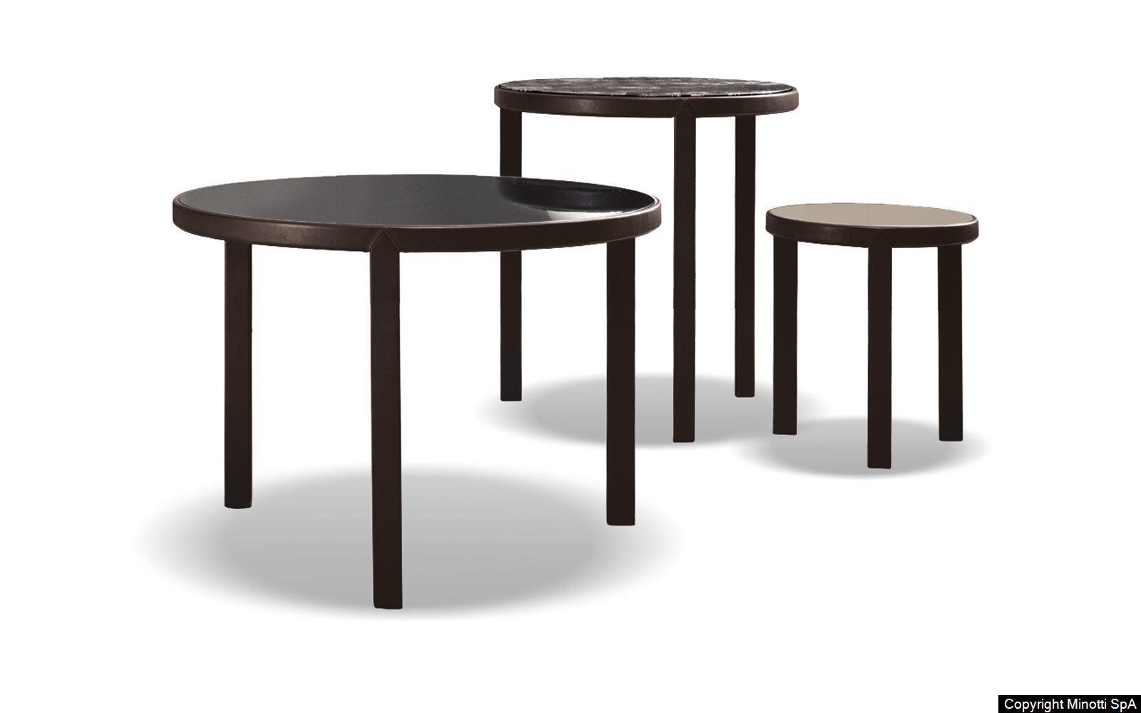 Riley table minotti