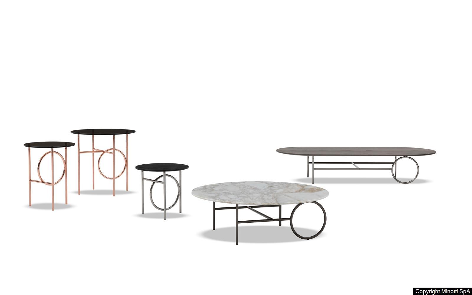Ring Table Minotti
