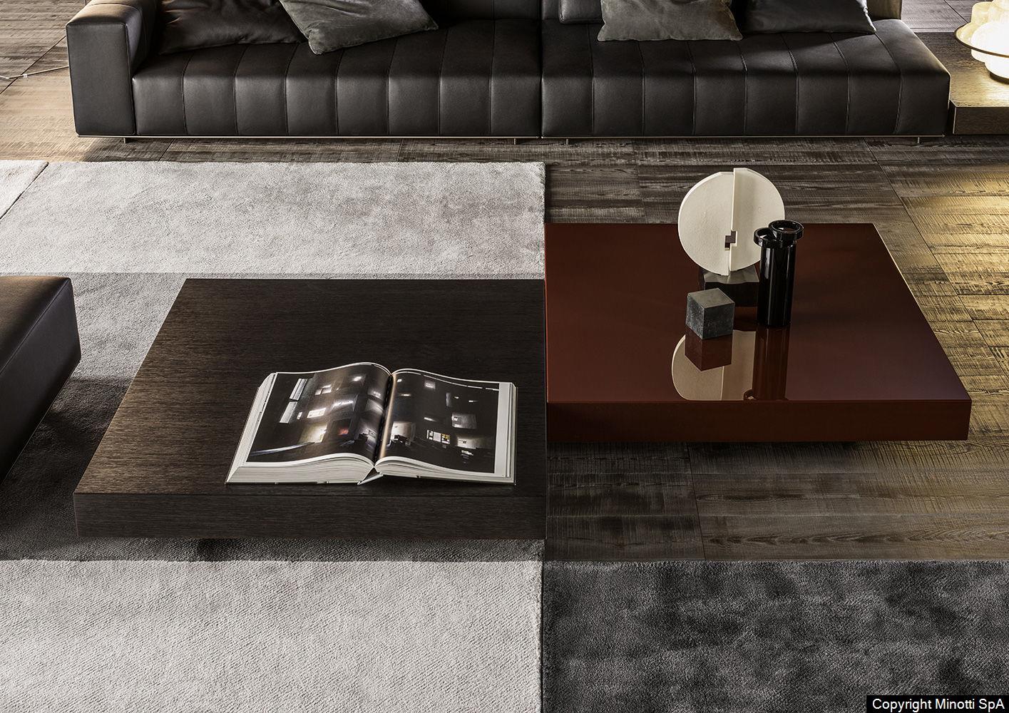 Ritter Table Minotti