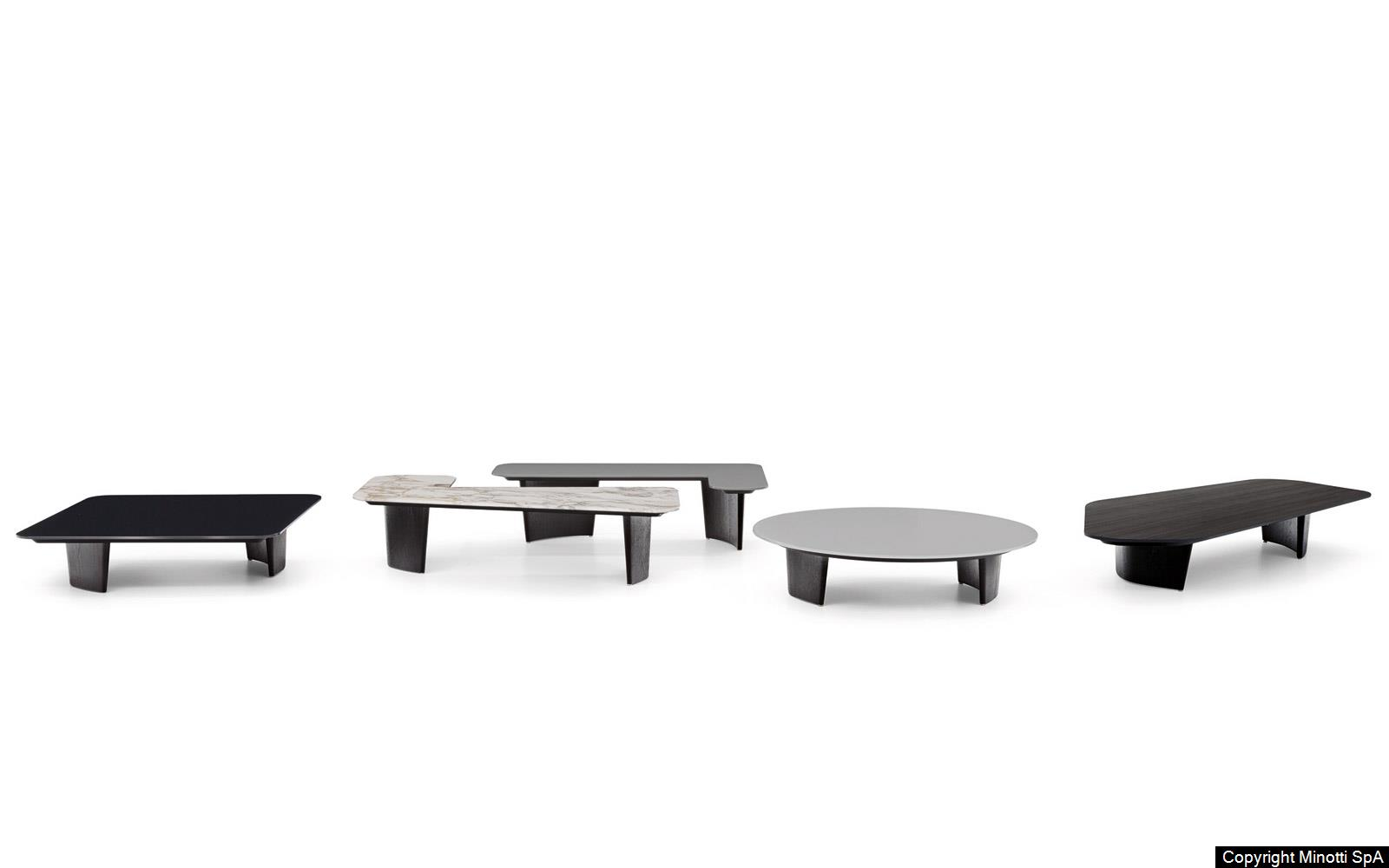 Song Coffee Table Minotti