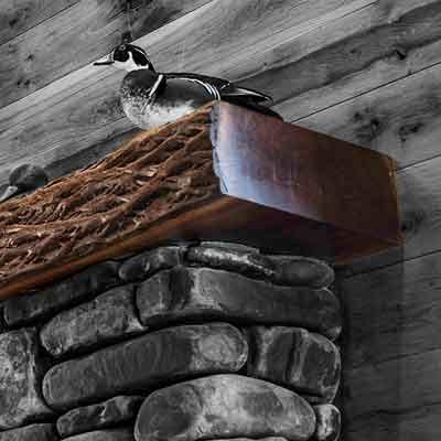 wood-mantel-fireplace