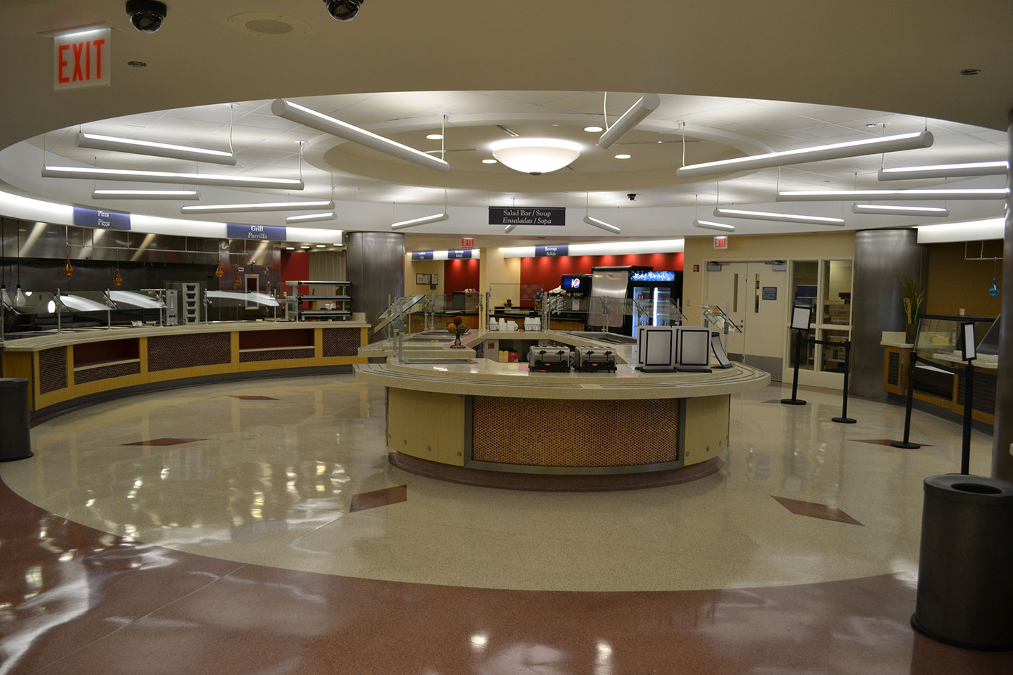 Stroger Hospital Cafe Renovation 14