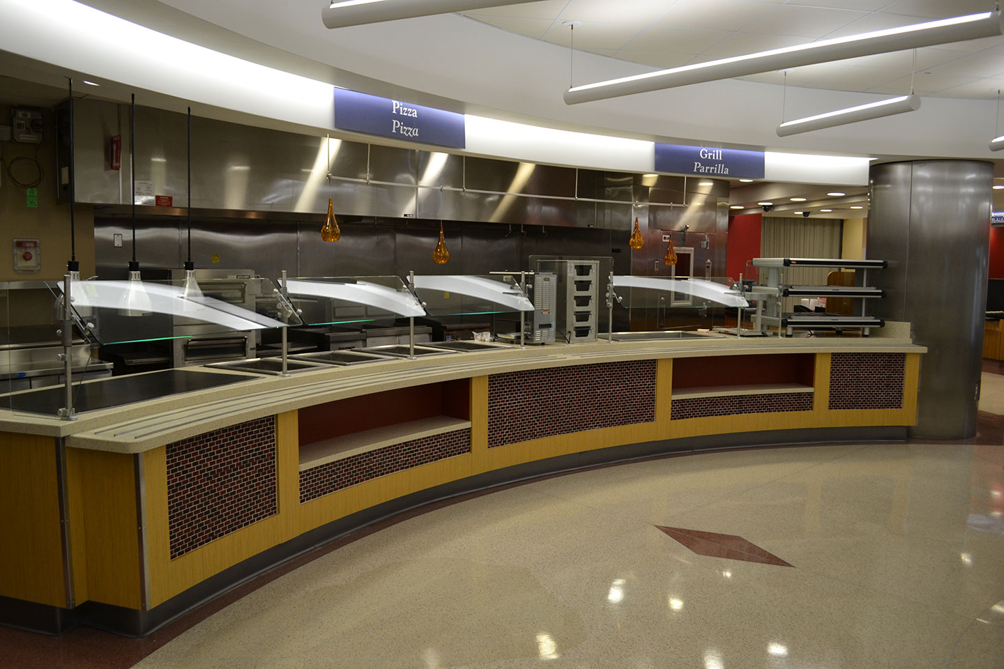 Stroger Hospital Cafe Renovation 15
