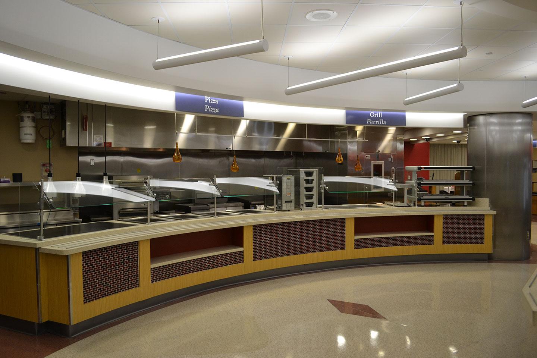 Stroger Hospital Cafe Renovation 4