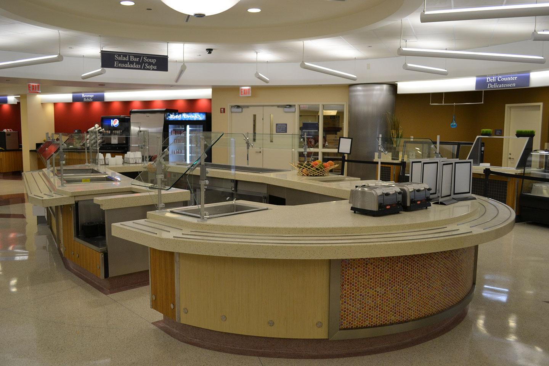 Stroger Hospital Cafe Renovation 5
