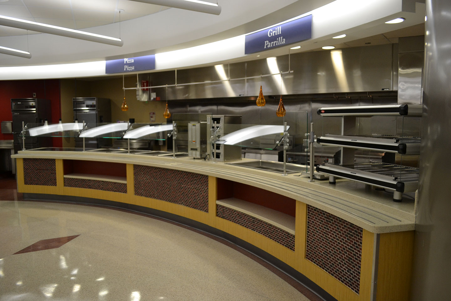 Stroger Hospital Cafe Renovation 6