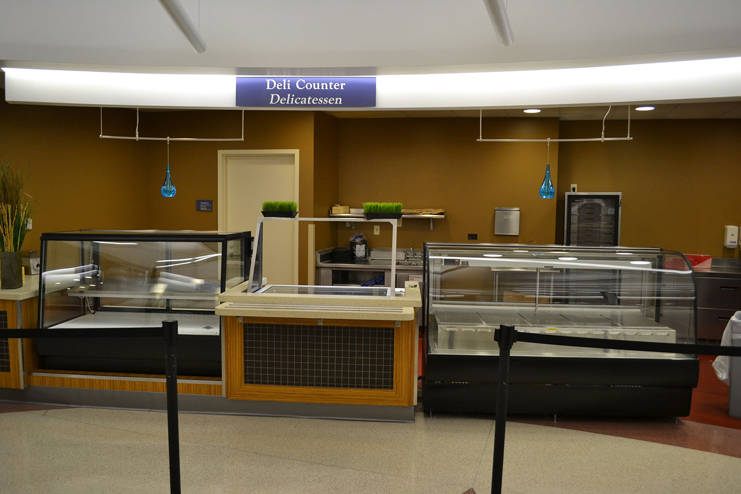 Stroger Hospital Cafe Renovation 8