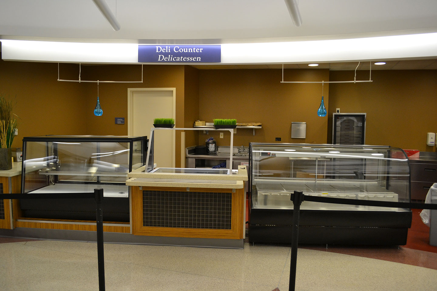 Stroger Hospital Cafe Renovation 9