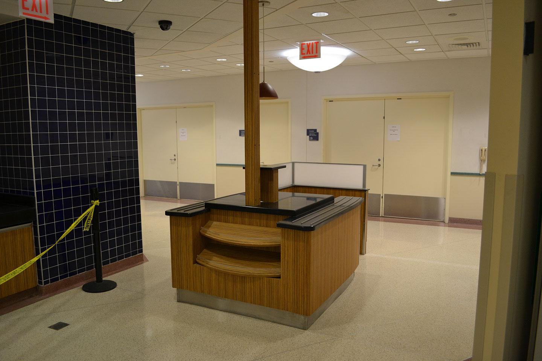 Stroger Hospital Cafe Renovation 19