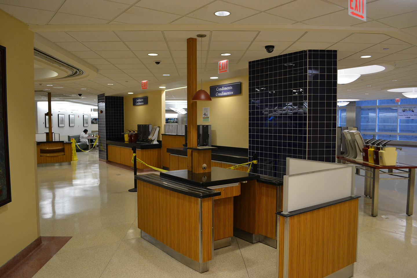 Stroger Hospital Cafe Renovation 20