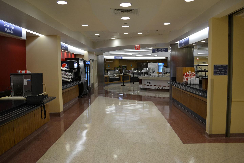 Stroger Hospital Cafe Renovation 22
