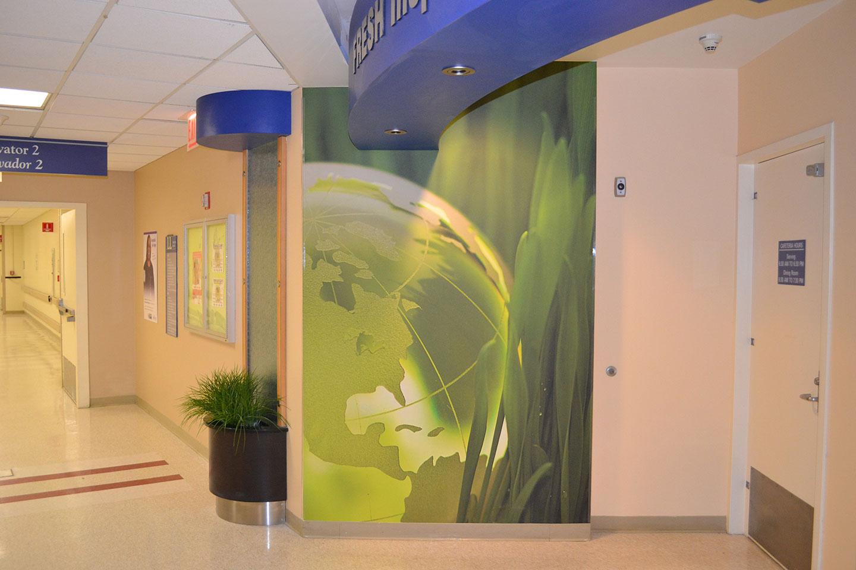 Stroger Hospital Cafe Renovation 24