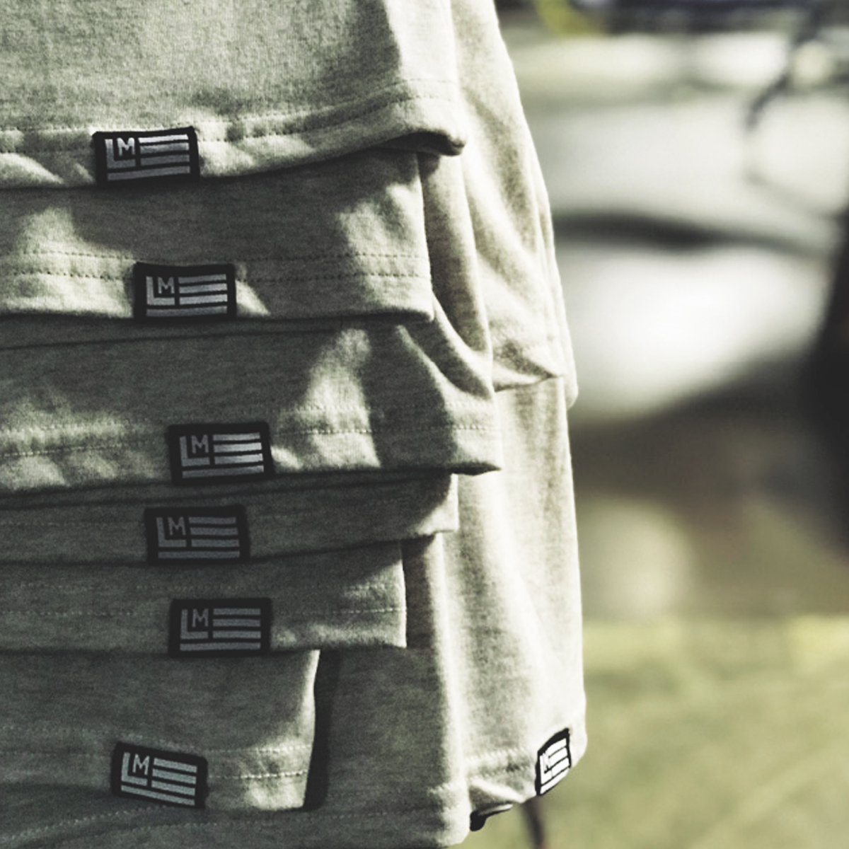 sewn in hem tags for shirts
