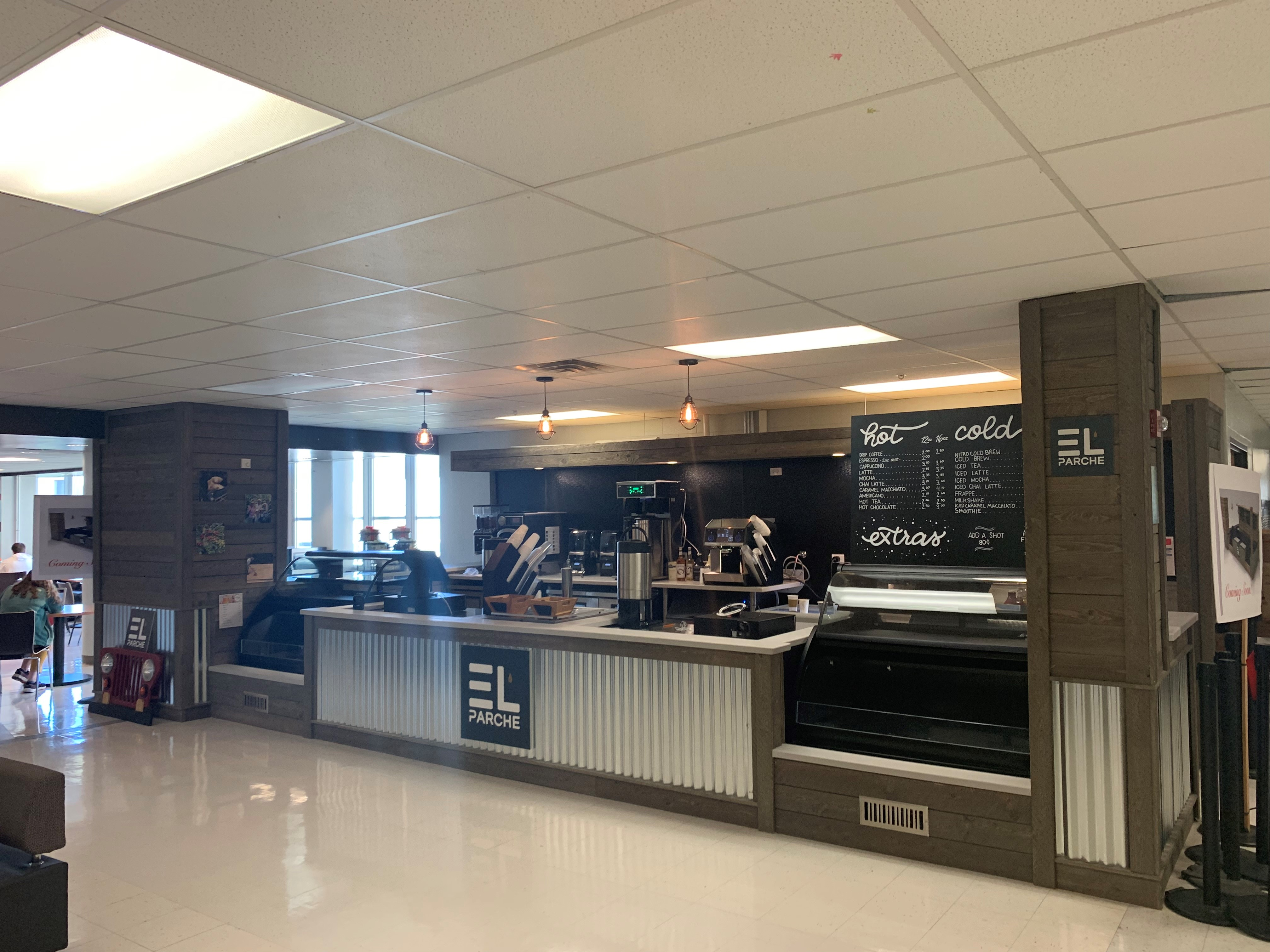 Barrington High School Coffee Bar