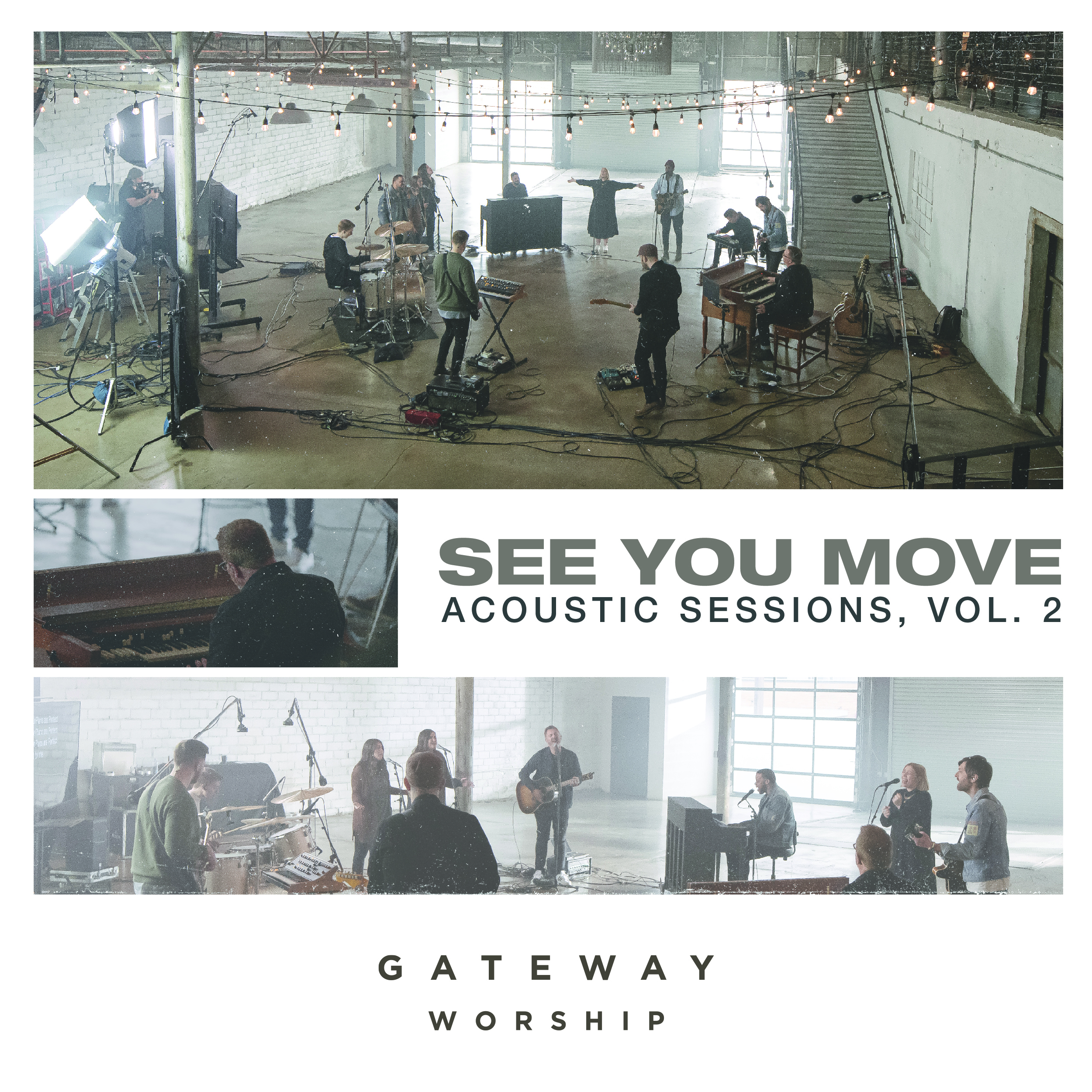 Gateway Music | Gateway Worship GIVE ME YOUR PEACE studio single