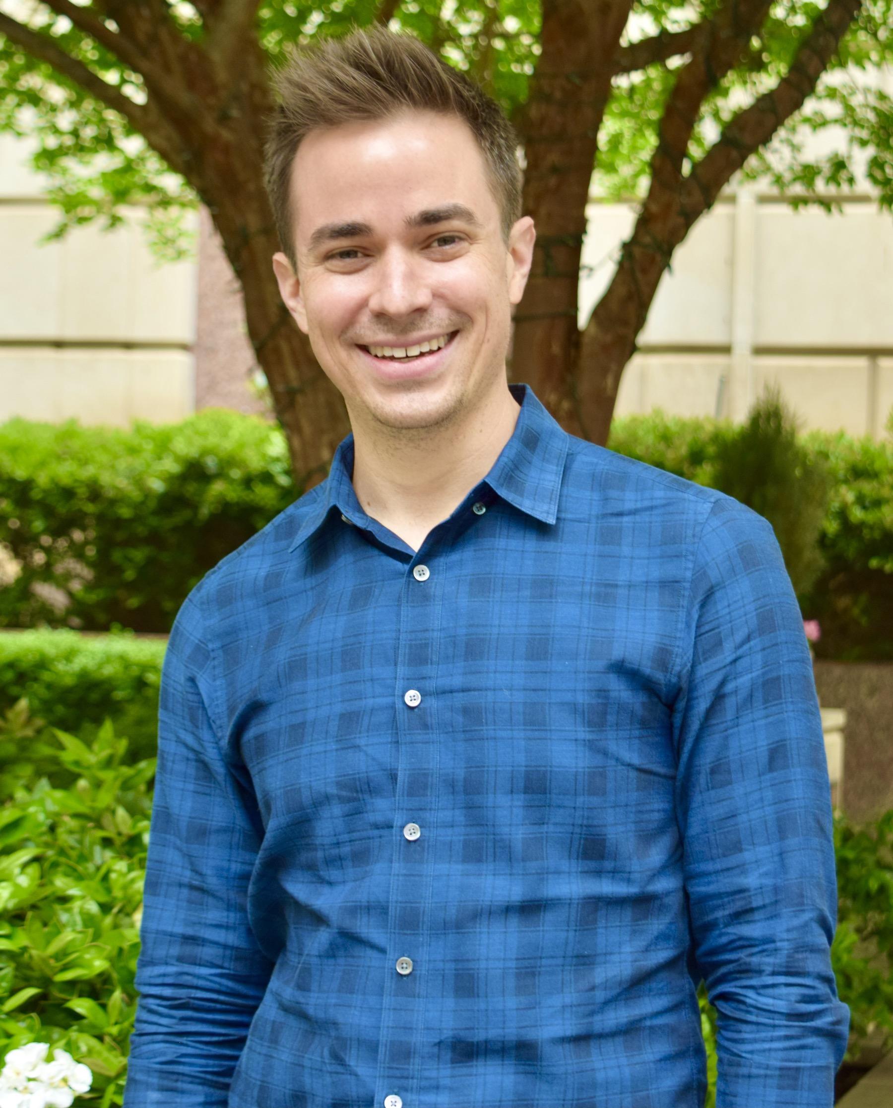 Alex Young, Marketing Content Specialist/Strategist, Work Shield