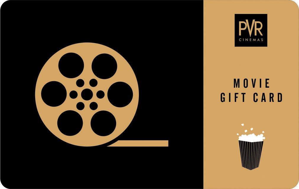 PVR E-Gift Card
