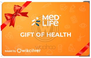 Medlife E-Gift Card