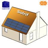 BISOL BIPV Solrif BSU 3360Wp 3R4 Silver Poly set of solar modules img