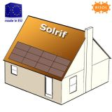 BISOL BIPV Solrif BSU 3060Wp 3R4 Rustic Red set of solar modules img