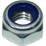 GPC Ecrou de Sécurité Hexagonaux Nylon DIN 985 A2 M8 (500) img