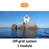 BISOL XS Off-Grid Systeem BMU 270Wp Silver Poly img