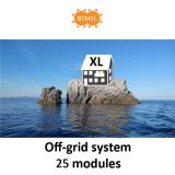 BISOL XL Off-Grid Systeem BMU 7125Wp Silver Poly img