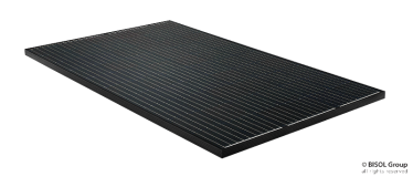 BISOL Project BMO 325Wp FullBlack Mono zonnepaneel img