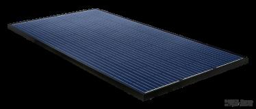 BISOL XL Project BXO 390Wp Fullblack Mono zonnepaneel img