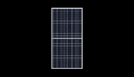 Trinasolar TALLMAX-M TSM-DE17M 440Wc Poly Silver panneau solaire img