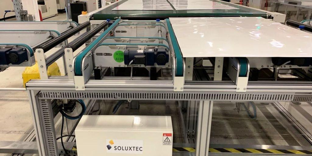 Soluxtec production