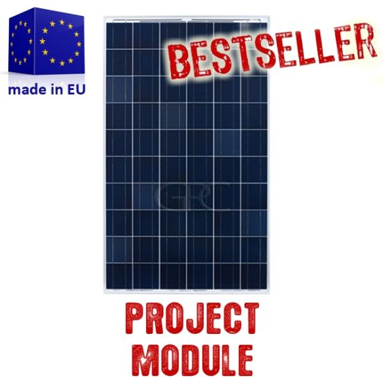 BISOL PROJECT BMU 280Wp Silver Poly 6252 img