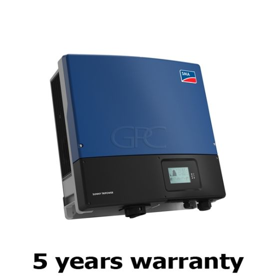SMA Sunny Tripower 20000TL-30 + Displ - 5 j waarb 5762 img