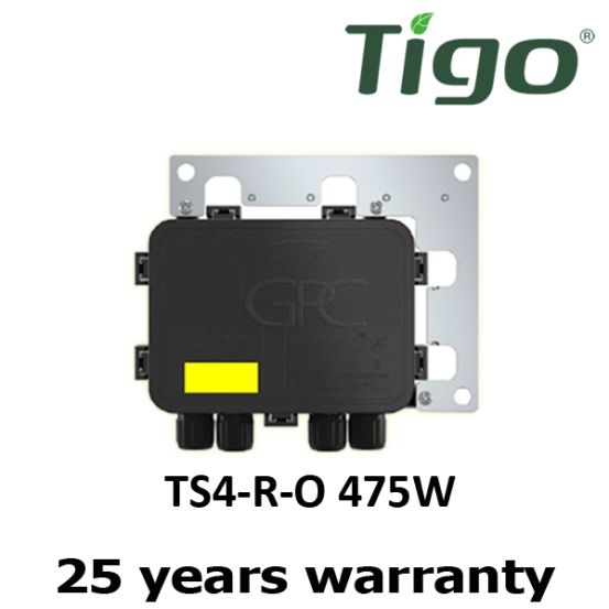 Tigo (by SMA) 475W TS4-R-O Optimizing 6145 img