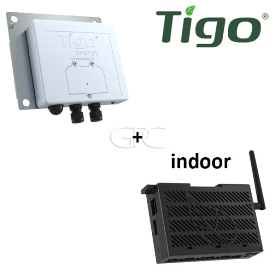 Tigo (by SMA) CloudConnect Kit Indoor + Gateway 6021 img