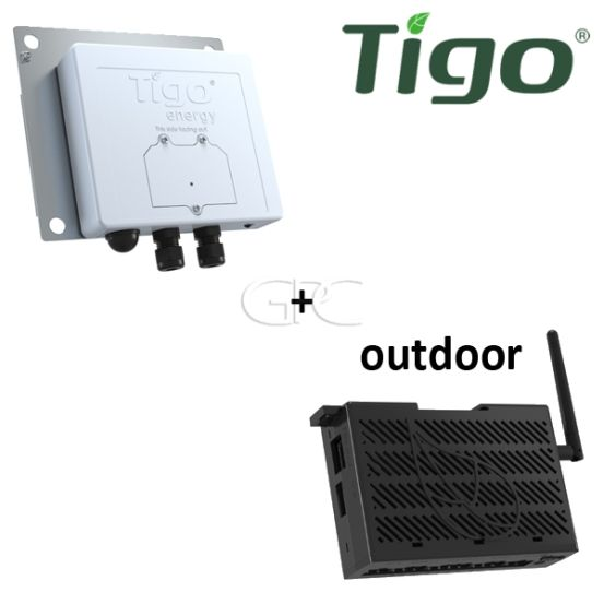 Tigo (by SMA) CloudConnect Kit Outdoor + Gateway 6022 img