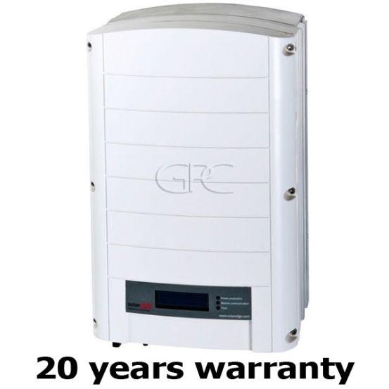 SolarEdge SE12.5k - 20 jaar waarborg 5436 img